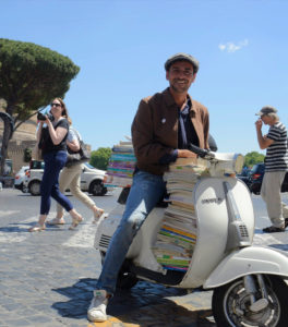servizio a domicilio a roma