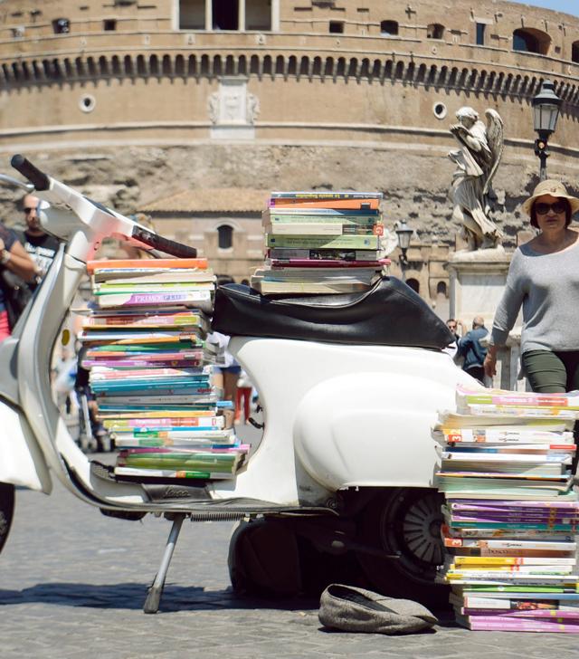 vendita a domicilio libri usati roma
