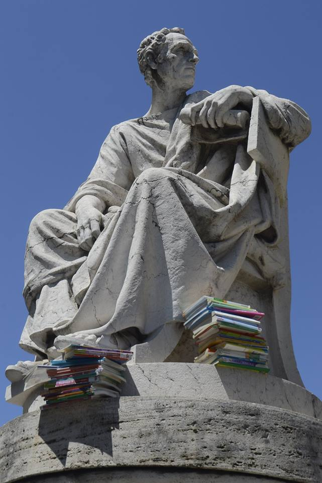 vendi libri scolastici usati a roma