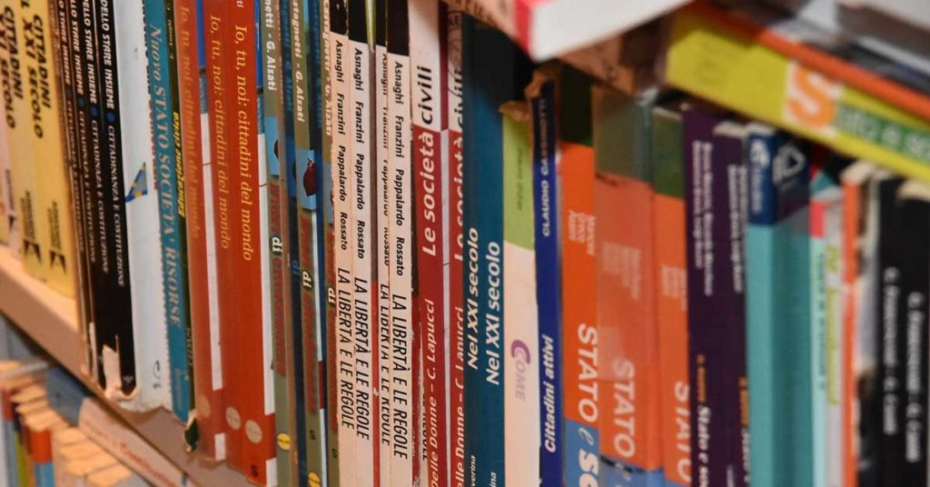 libri di testo usati