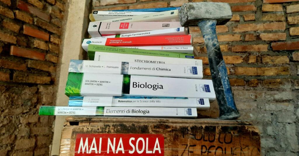 libreria scuola usato roma