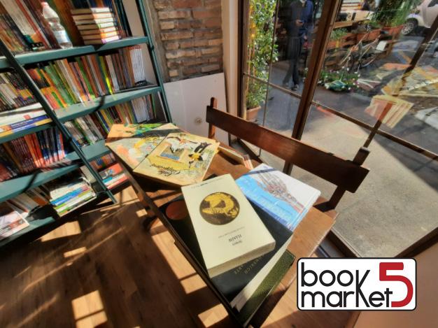 libreria usato roma centro